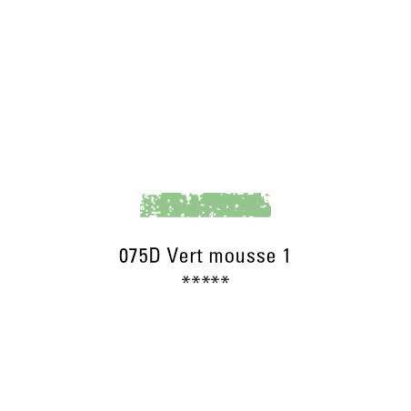 SCHMINCKE PASTEL TENDRE 075D VERT MOUSSE 1