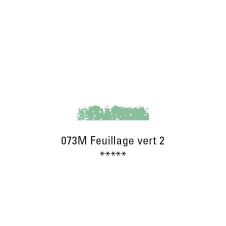 SCHMINCKE PASTEL TENDRE 073M FEUILLAGE VERT 2