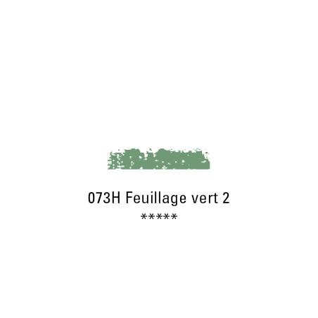 SCHMINCKE PASTEL TENDRE 073H FEUILLAGE VERT 2