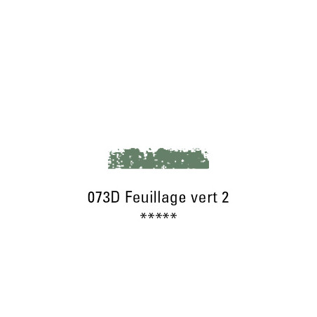 SCHMINCKE PASTEL TENDRE 073D FEUILLAGE VERT 2