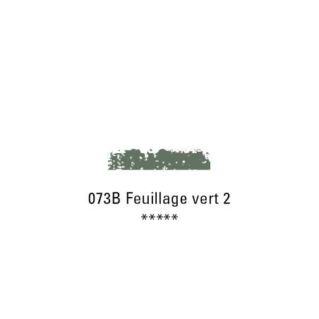 SCHMINCKE PASTEL TENDRE 073B FEUILLAGE VERT 2