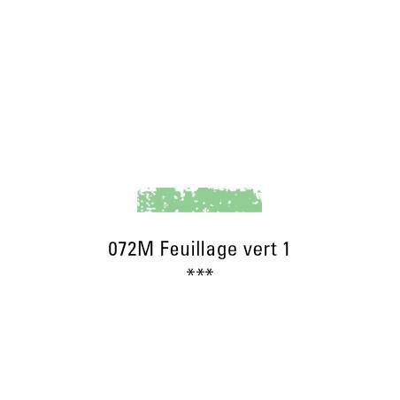 SCHMINCKE PASTEL TENDRE 072M FEUILLAGE VERT 1
