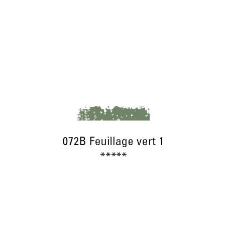 SCHMINCKE PASTEL TENDRE 072B FEUILLAGE VERT 1