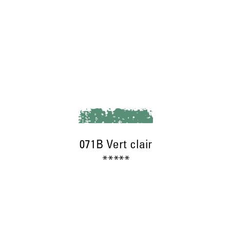 SCHMINCKE PASTEL TENDRE 071B VERT CLAIR