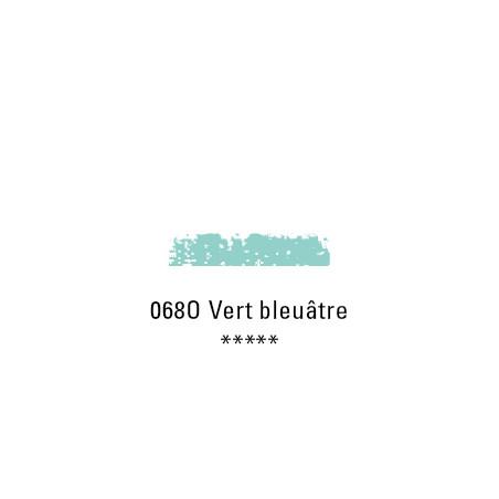 SCHMINCKE PASTEL TENDRE 068O VERT BLEAUTRE