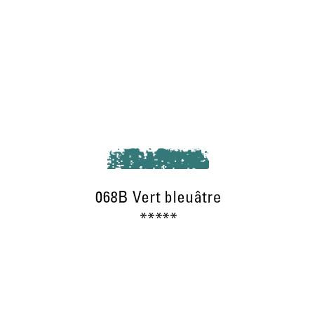 SCHMINCKE PASTEL TENDRE 068B VERT BLEAUTRE