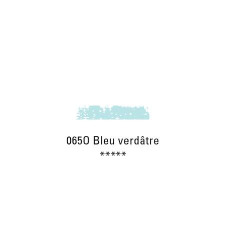 SCHMINCKE PASTEL TENDRE 065O BLEU VERDATRE