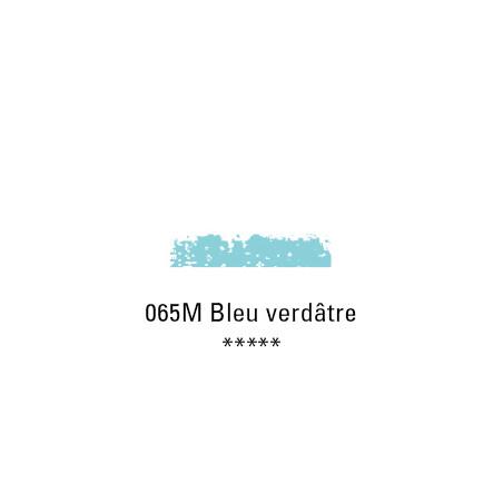 SCHMINCKE PASTEL TENDRE 065M BLEU VERDATRE