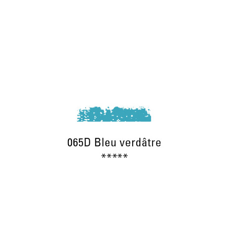 SCHMINCKE PASTEL TENDRE 065D BLEU VERDATRE