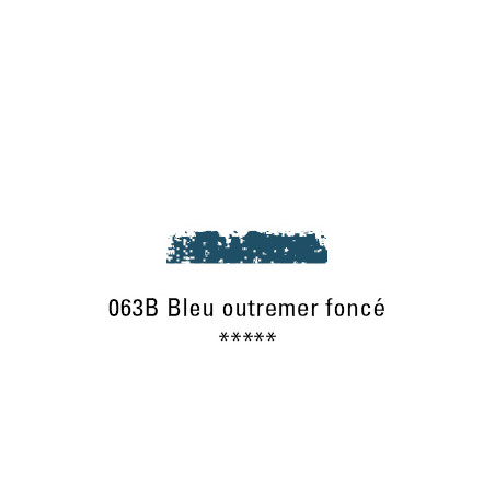 SCHMINCKE PASTEL TENDRE 063B OUTREMER FC