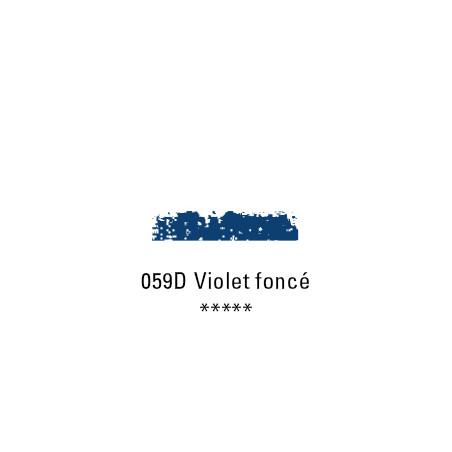 SCHMINCKE PASTEL TENDRE 059D VIOLET FONCE