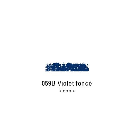 SCHMINCKE PASTEL TENDRE 059B VIOLET FONCE