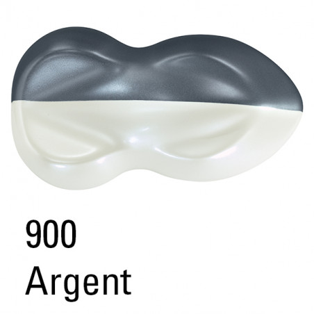 SCHMINCKE AERO SHINE PEINTURE 30ML 900 ARGENT