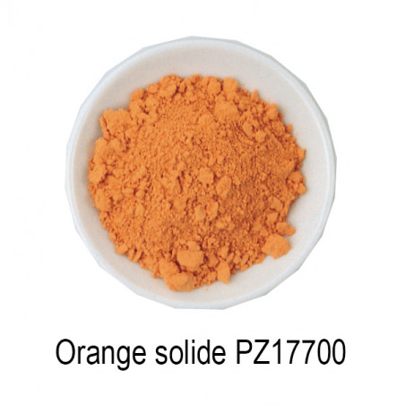 ZANK PIGMENT 1KG Z17700 ORANGE SOLIDE