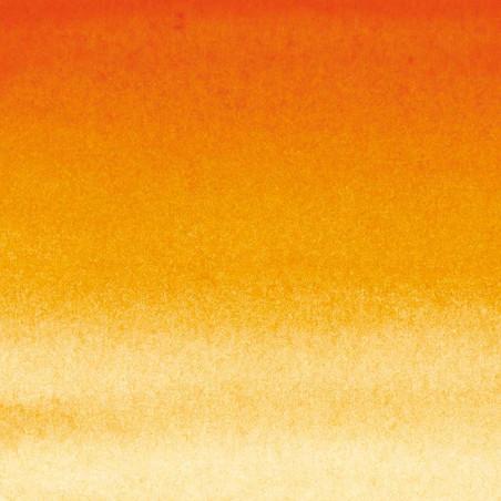 SENNELIER AQUA EXTRA FINE TUBE 21ML S3 640 ORANGE DE SATURNE