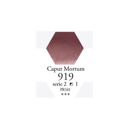 SENNELIER AQUA EXTRA FINE 1/2 GODET S1 919  CAPUT MORTUM