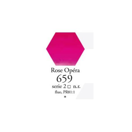 SENNELIER AQUA EXTRA FINE 1/2 GODET S2 659  ROSE OPÉRA