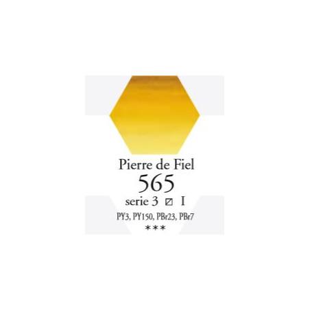 SENNELIER AQUA EXTRA FINE 1/2 GODET S3 565  PIERRE DE FIEL