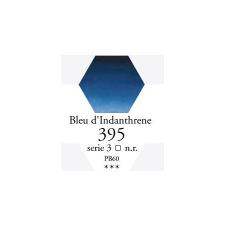 SENNELIER AQUA EXTRA FINE 1/2 GODET S3 395  BLEU D'INDANTHRENE