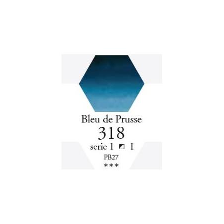 SENNELIER AQUA EXTRA FINE 1/2 GODET S1 318  BLEU DE PRUSSE