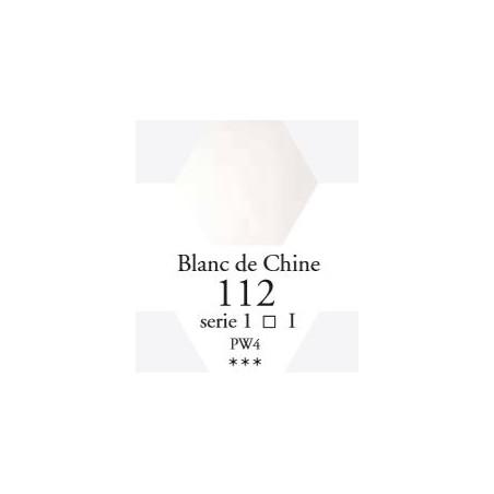 SENNELIER AQUA EXTRA FINE 1/2 GODET S1 112  BLANC DE CHINE