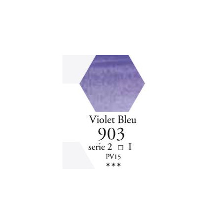 SENNELIER AQUA EXTRA FINE GODET S2 903 VIOLET BLEU