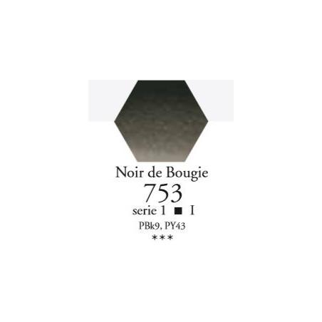 SENNELIER AQUA EXTRA FINE GODET S1 753 NOIR DE BOUGIE