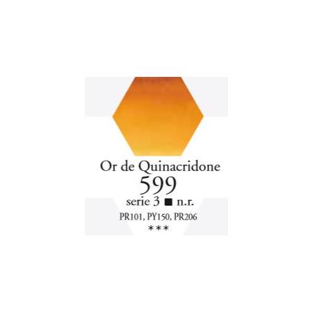 SENNELIER AQUA EXTRA FINE GODET S3 599 OR DE QUINACRIDONE