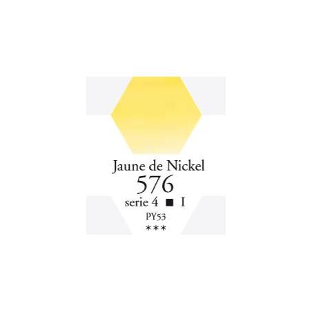SENNELIER AQUA EXTRA FINE GODET S4 576 JAUNE DE NICKEL