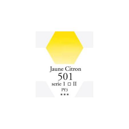 SENNELIER AQUA EXTRA FINE GODET S1 501 JAUNE CITRON
