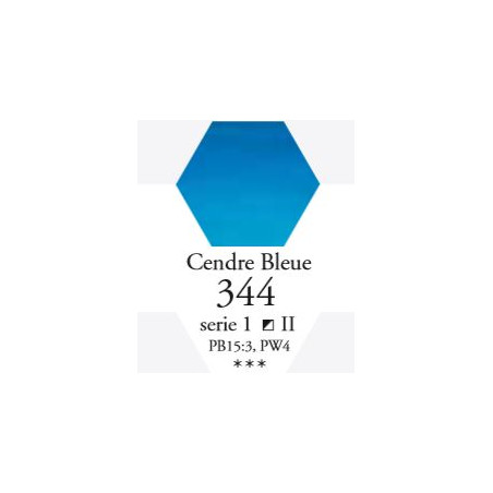 SENNELIER AQUA EXTRA FINE GODET S1 344 CENDRE BLEUE