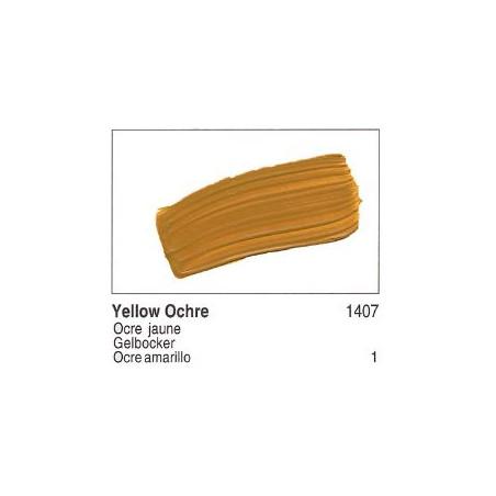 GOLDEN ACRYLIQUE 60ML S1 1407 OCRE JAUNE