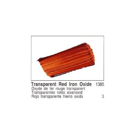 GOLDEN ACRYLIQUE 60ML S3 1385 OXYDE FER ROUGE TRANSP.