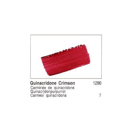 GOLDEN ACRYLIQUE 60ML S7 1290 CARMINEE QUINACRIDONE