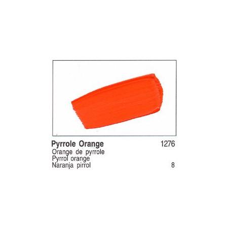 GOLDEN ACRYLIQUE 60ML S8 1276 ORANGE PYRROLE