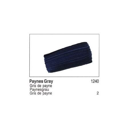 GOLDEN ACRYLIQUE 60ML S2 1240 GRIS PAYNE