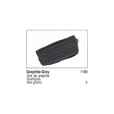 GOLDEN ACRYLIQUE 60ML S2 1160 GRIS DE GRAPHITE
