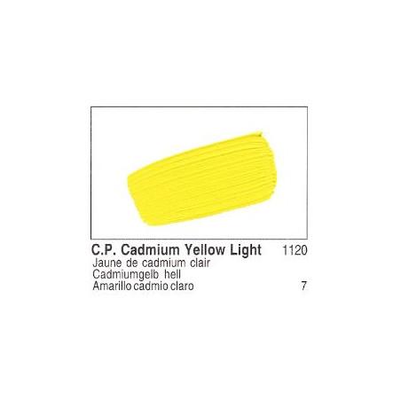 GOLDEN ACRYLIQUE 60ML S7 1120 JAUNE CADMIUM CLAIR