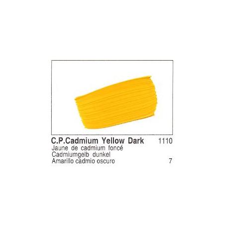 GOLDEN ACRYLIQUE 60ML S7 1110 JAUNE CADMIUM FONCE