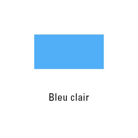 UNI CHALK MARKER CRAIE 1.8-2.5MM BLEU CLAIR