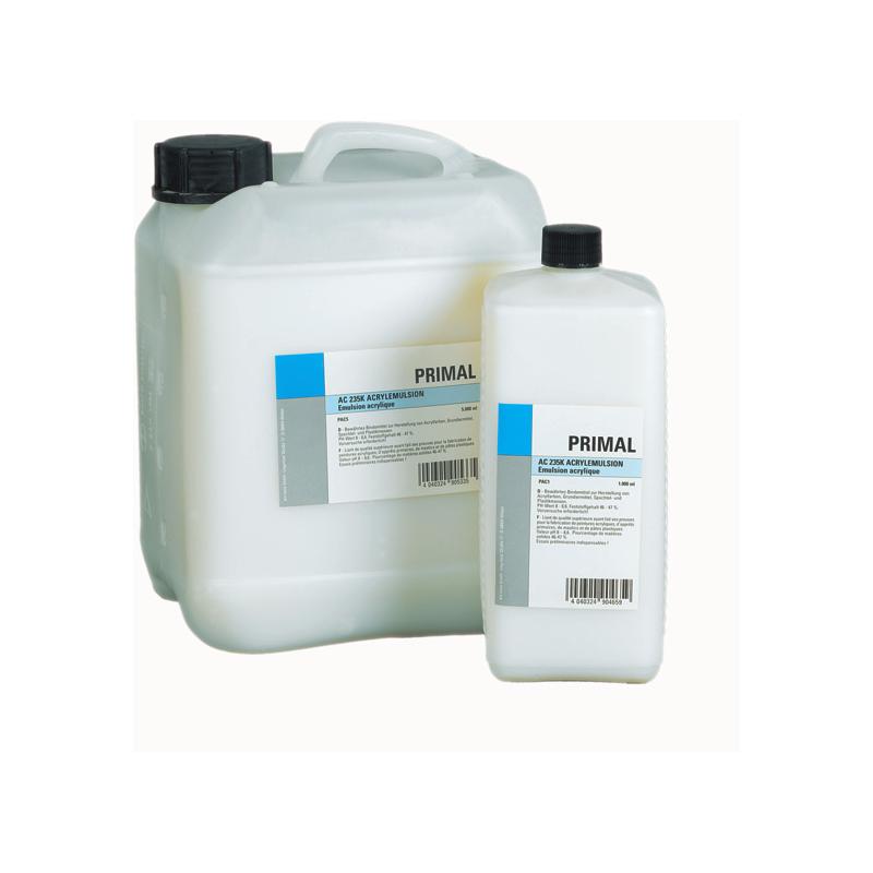 Emulsion acrylique Primal AC235ER