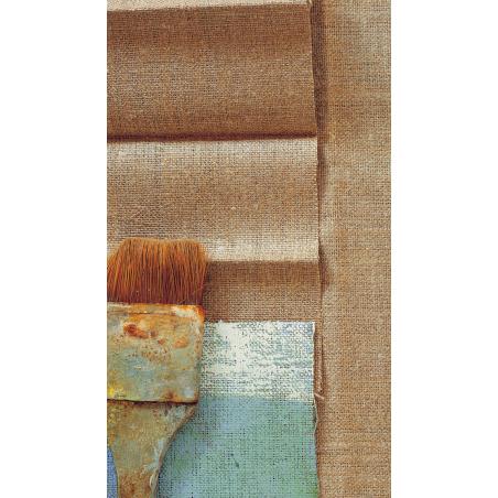 Toile à peindre en lin brut 320 g/m² — TERANE