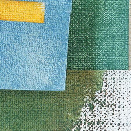 Linus toile de lin apprêtée 300g/m² en rouleau