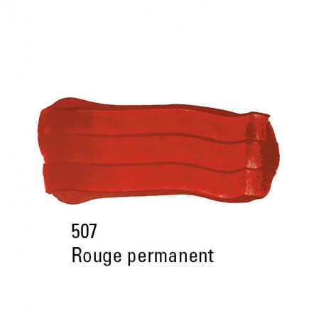 BOESNER SCENE ACRYL 750ML 507 ROUGE VERITABLE