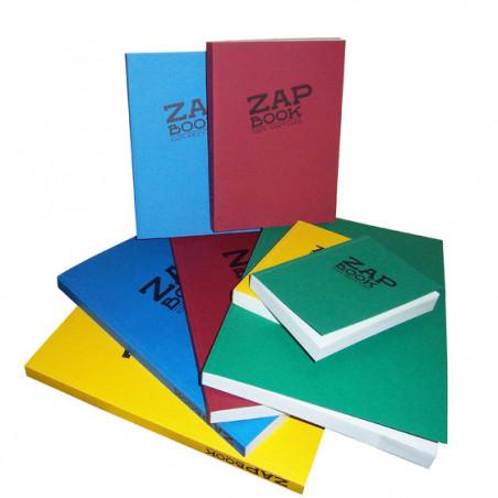 Zap book bloc d'esquisse recyclé 80 g/m²