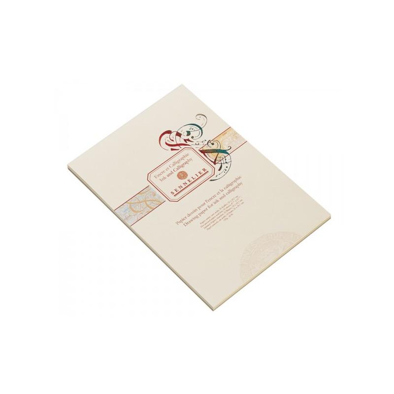 Bloc papier pour encre et calligraphie