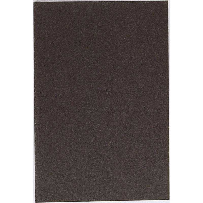 Carton noir pour présentation