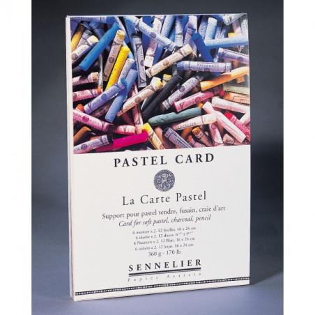 Blocs Pastel Card