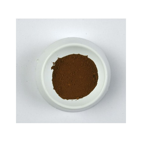 CLAVE PIGMENT 125G 0271 TERRE OMBRE BRULEE  CHYPRE