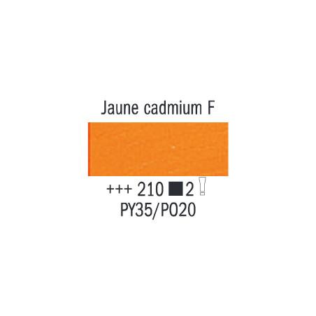 VAN GOGH HUILE 200ML S2 210 JAUNE CADMIUM FONCE